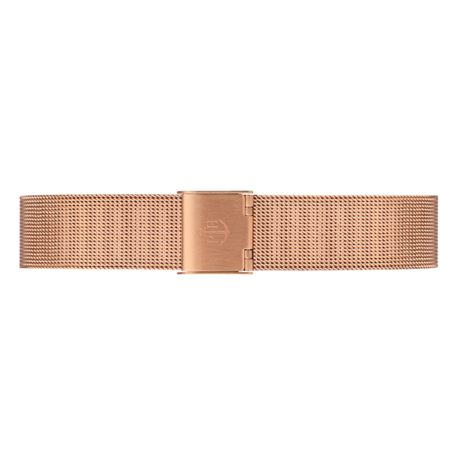 PH-M-R-4S Paul Hewitt 原廠錶帶 - 16mm不鏽鋼電鍍米蘭錶帶 (玫瑰金)