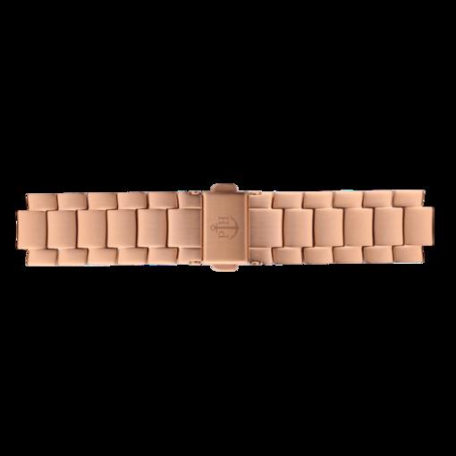 PH-M-RM-33S Paul Hewitt 原廠錶帶 - 16mm不鏽鋼金屬錶帶 (玫瑰金)